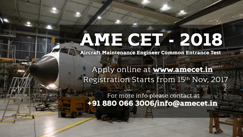 Aircraft Maintenance Engineering (AME) Admission Process (2)