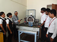 Hindustan Institute of Engineering Technology Practicle Class, Chennai