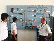Hindustan Institute of Engineering Technology practical Lab, Chennai