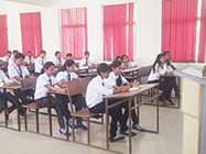 Indraprasth Institute of Aeronautics class Room, Gurugram