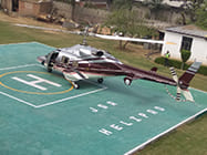 Indraprasth Institute of Aeronautics Helipad, Gurugram
