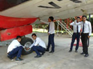 Indraprasth Institute of Aeronautics practical, Gurugram