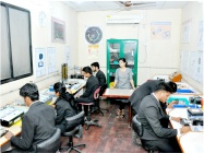 Indira Institute of Aircraft Engineering Practical Class, pune