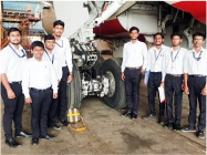 Indira Institute of Aircraft Engineering Class Room, pune