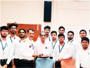 Indira Institute of Aircraft Engineering practical Lab, pune