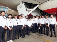 Indira Institute of Aircraft Engineering Aircraft, pune