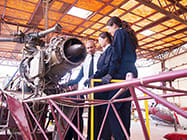 JRN Institute of  Aviation Technology Practical, Delhi