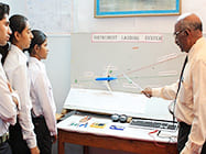 Rajiv Gandhi Aviation Academy Practical Class, Hyderabad