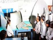 Rajiv Gandhi Aviation Academy  Practical Lab, Hyderabad
