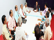 Rajiv Gandhi Aviation Academy  Faculty Meeting, Hyderabad